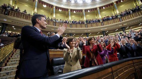 La investidura de Pedro Sánchez, en directo |  Iglesias: Sí se puede