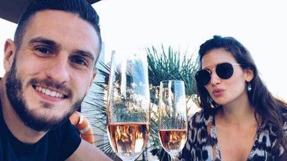 Koke pide matrimonio a su novia: así es Beatriz Espejel, la discreta wags del Atlético de Madrid