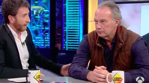 Bertín Osborne saca pecho de Telecinco...en 'El Hormiguero'