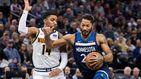 La vuelta a la vida: Derrick Rose se apunta el 'momento' de la temporada con sus 50 puntos