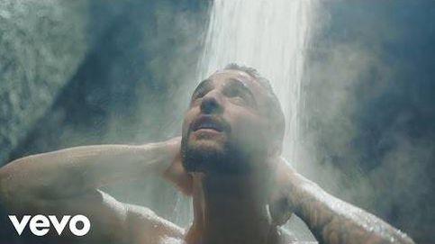 Maluma ya tiene nuevo vídeo y su desnudo no pasa desapercibido