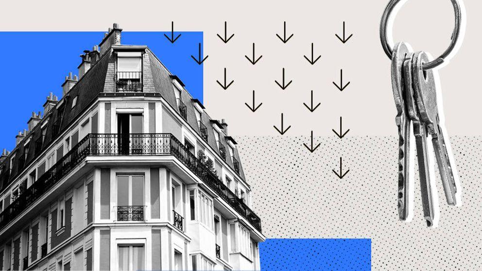 'Rastreadores de covid': La crisis gravísima en el sector inmobiliario