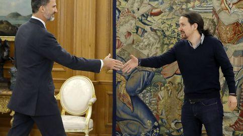 Pablo Iglesias y los Reyes de España: historia de una relación de amor-odio