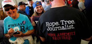 Post de Dios salve al periodista: malos tiempos para la libertad de prensa... en Occidente