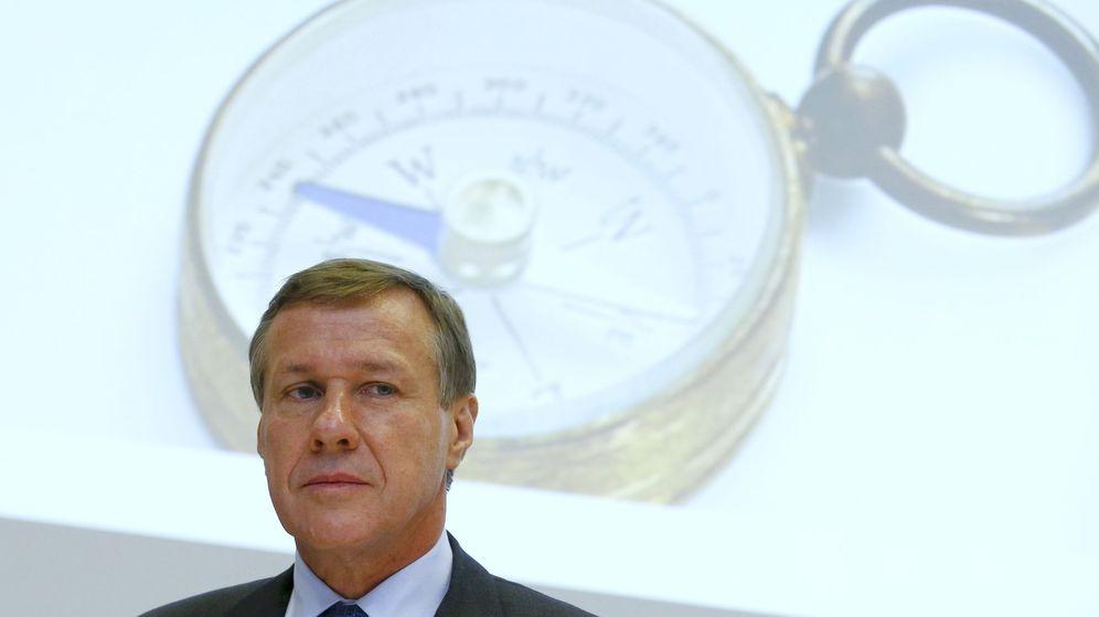 Foto: Martin Senn, ex CEO del Grupo Zurich Insurance, se suicida. (EFE)