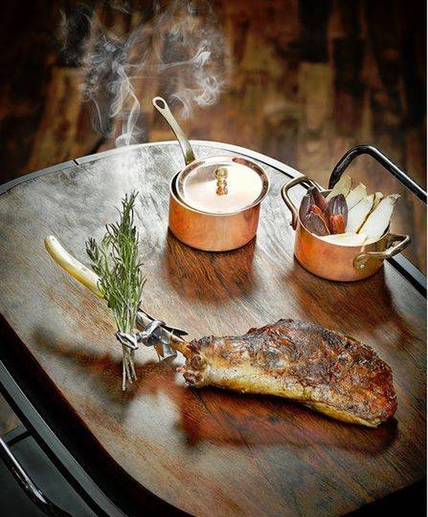 Restaurantes de Madrid: Hortensio: Vive la différence! en pleno ...
