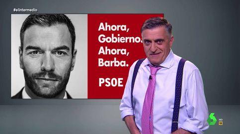'El intermedio' arranca una campaña para que Pedro Sánchez se deje barba