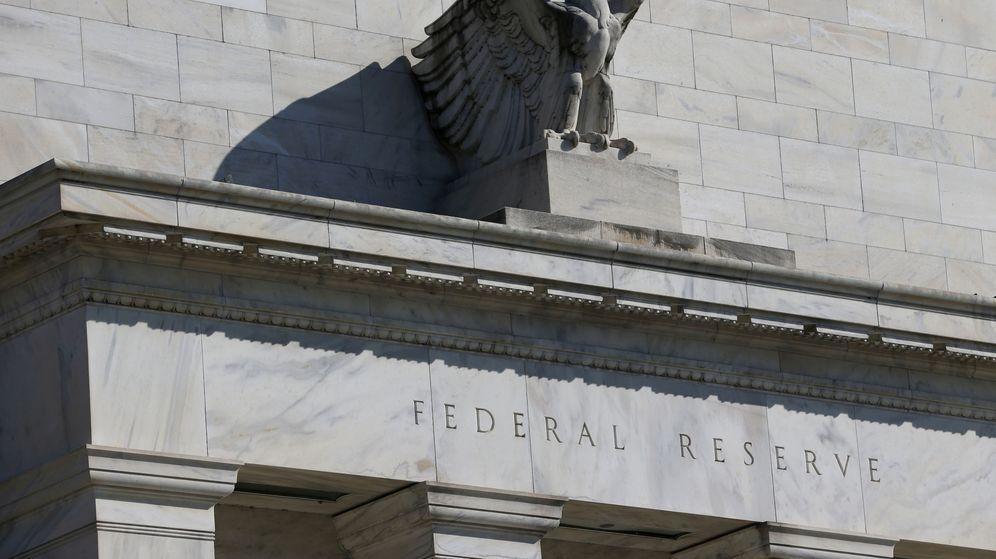 Foto: Fachada del edificio de la Reserva Federal, en Washington. (Reuters)