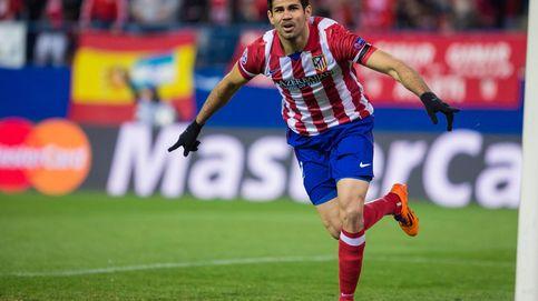 El Atlético busca dinero debajo de las piedras para sellar el regreso de Costa