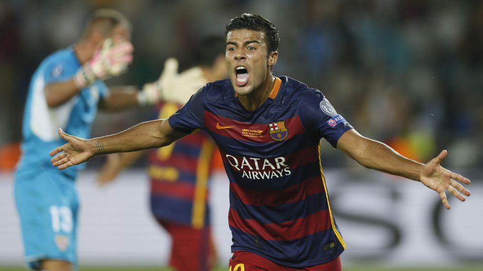 El Barça renueva a Rafinha hasta 2020 con 75 millones de euros de cláusula