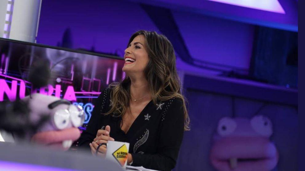 Nuria Roca confiesa en 'El hormiguero' que se puso a dieta cuando le ficharon