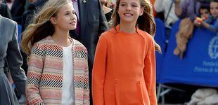 Post de Vestidos, faldas y gabardinas Burberry: repasamos los looks de la infanta Sofía
