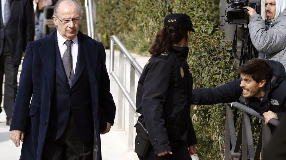 Foto: El expresidente de Caja Madrid Rodrigo Rato. (EFE)