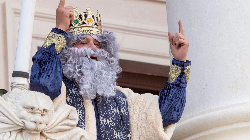 Alejandro Sanz releva a Melchor y la ilusión desborda las cabalgatas de los Reyes Magos