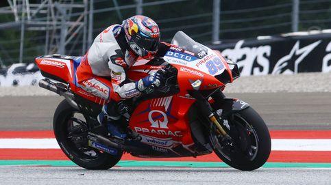 Jorge Martín escenifica el cambio de ciclo en MotoGP con una victoria contundente
