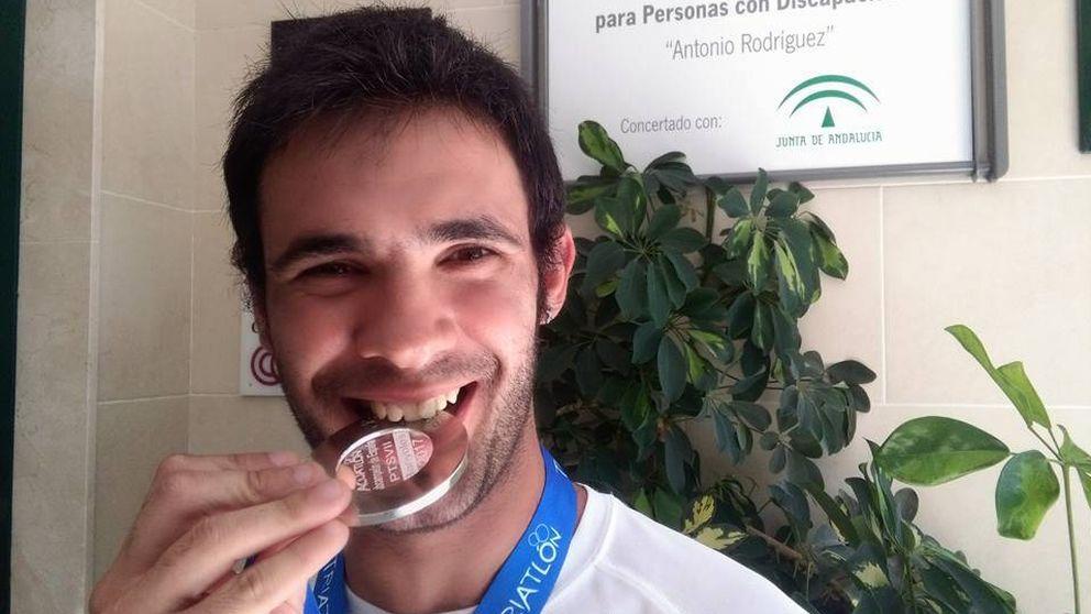 Paco, abandonado con discapacidad intelectual, subcampeón de España