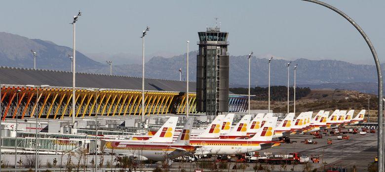 Foto: El aeropuerto de Barajas. (EFE)