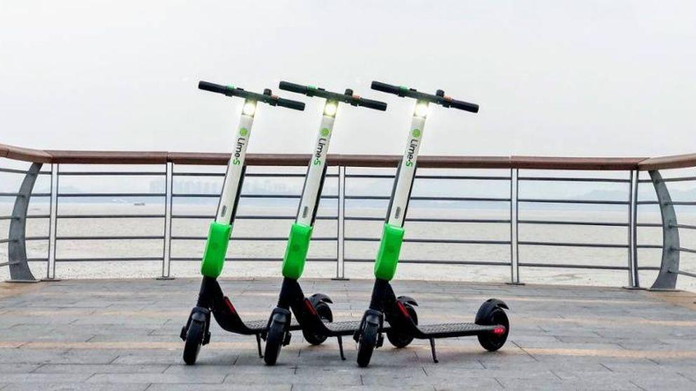 Los patinetes eléctricos compartidos que arrasan en Silicon Valley