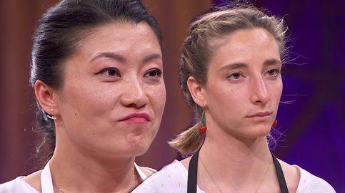 Sorpresón mayúsculo en 'Masterchef': Jianping y Amelicius, expulsadas