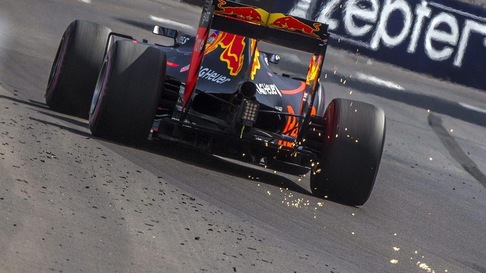 Un espectacular Red Bull arrincona a Mercedes y da un manotazo a Ferrari