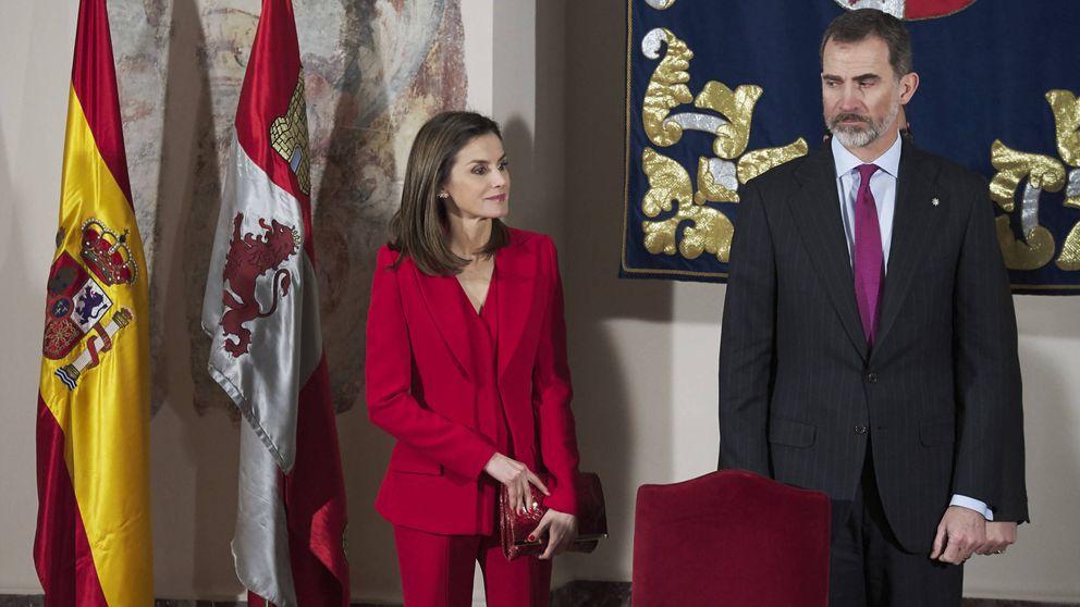 Este es el traje de Zara que haría las delicias de la reina Letizia y de Máxima de Holanda