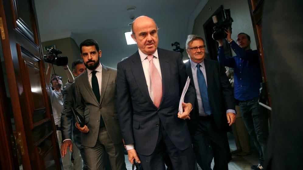 Foto: El ministro de Economía en funciones, Luis de Guindos. (Reuters)