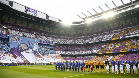 Las mejores imágenes del Real Madrid-Juve