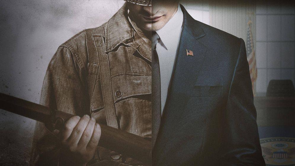 Foto: 'Presidentes en guerra'. (Canal Historia)
