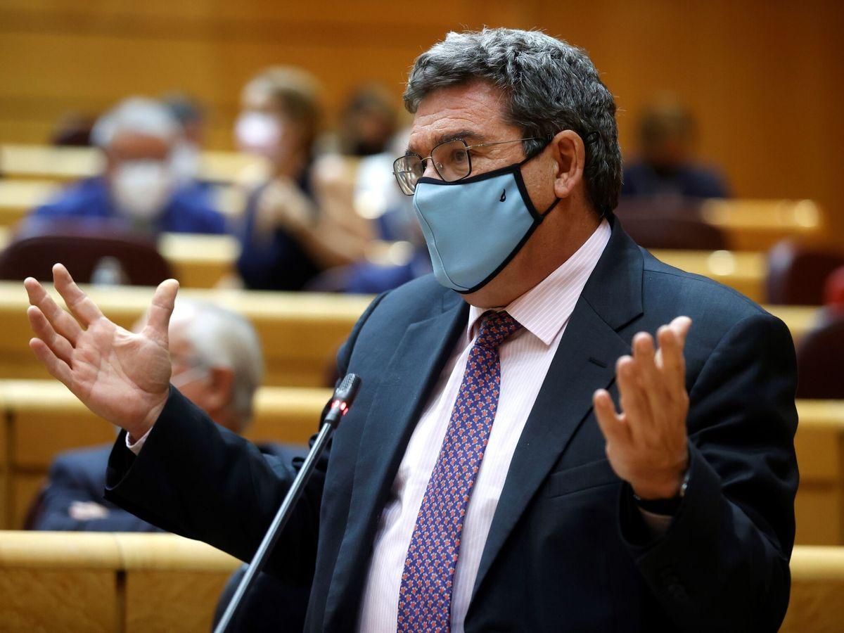 Foto: El ministro Escrivá. (EFE)