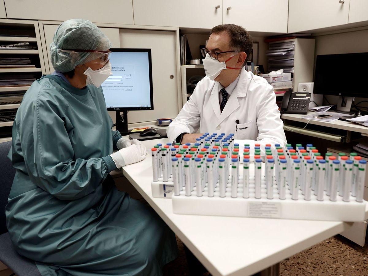 Foto: Entrenamiento olfativo, una ayuda para recuperarse de la anosmia por covid. (EFE)