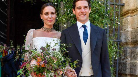 De la llegada de la novia a la espontánea que se abalanzó sobre Bertín: detalles del enlace