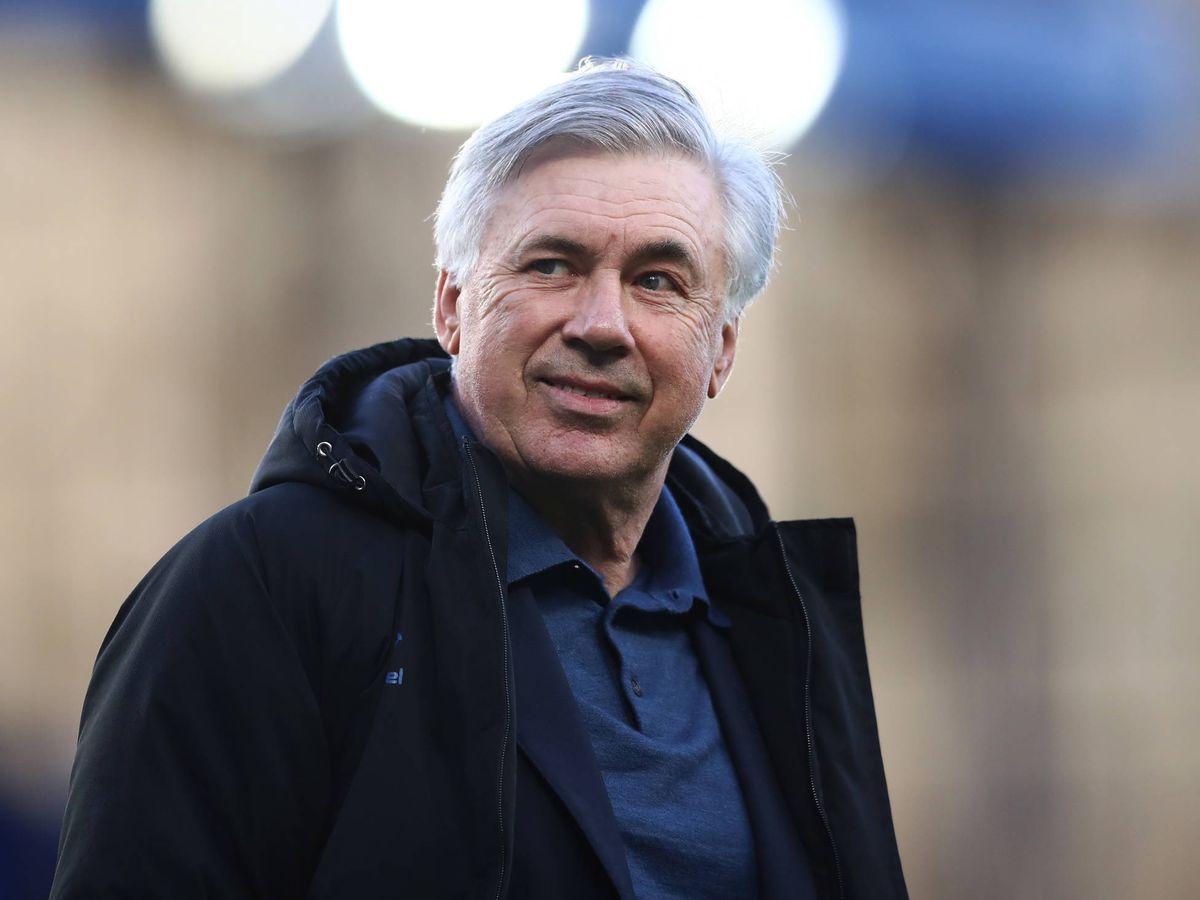 Foto: El nuevo entrenador del Real Madrid, Carlo Ancelotti. (Getty)