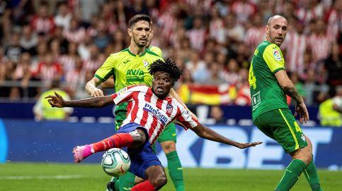 Eibar - Atlético de Madrid en directo: resumen, goles y resultado