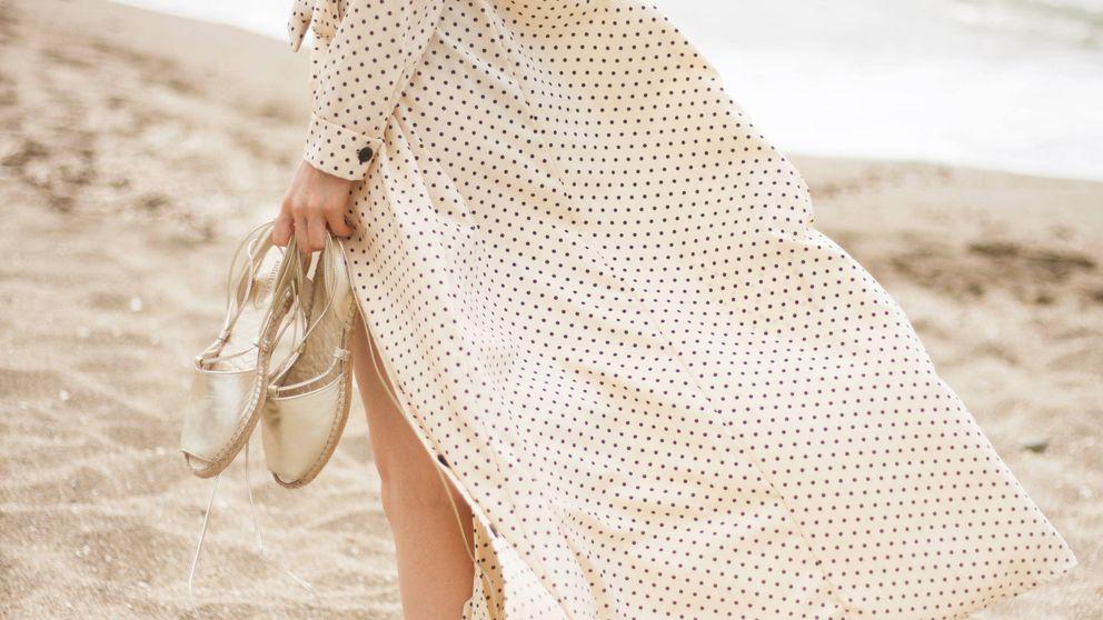 15 sandalias planas perfectas para llevar en vacaciones