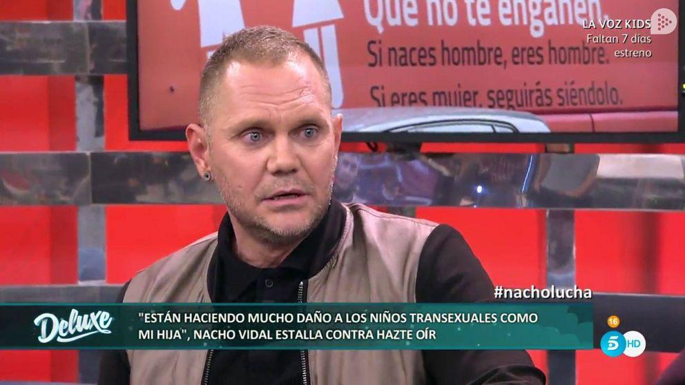 Nacho Vidal decapita a Hazte Oír: Van de cristianos y son los hijos de Satán