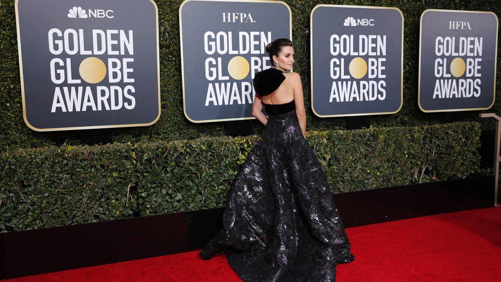 Penélope Cruz y Antonio Banderas se quedan sin premio en los Globos de Oro