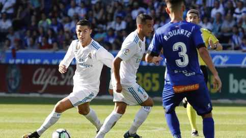 Zidane y Pintus ante el reto de sobrevivir a los meses en los que el físico falla