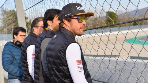 McLaren, ¿el más rápido? Como dice Sainz, mejor evitar las pajas mentales interesantes