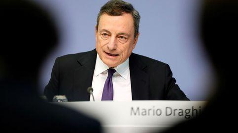 El BCE también baja la previsión de PIB por el proteccionismo y los emergentes
