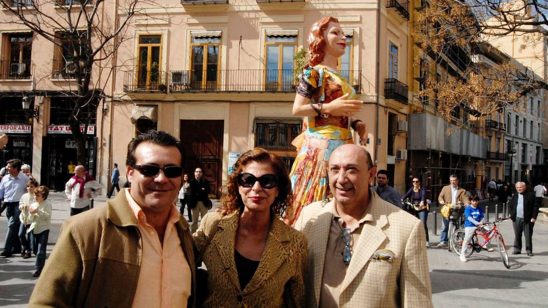 Carmen y Montesinos. (Cortesía)