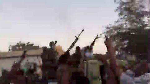 Miles de manifestantes siguen frente a la sede del Ejército de Sudán tras un tiroteo