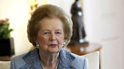 La subasta de objetos de Margaret Thatcher reaviva la guerra en su familia