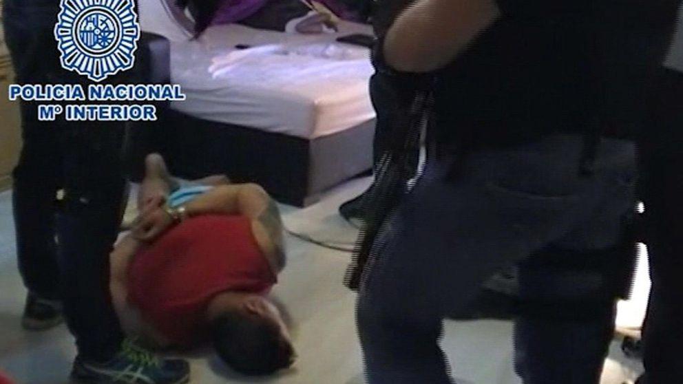 Detenidos por obligar a 15 mujeres a prostituirse en una 'casa cárcel'