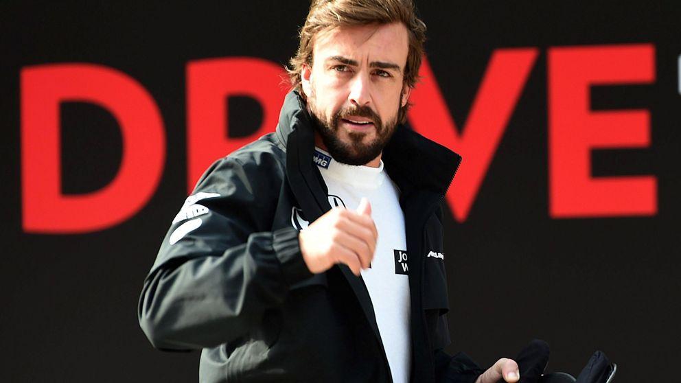 """Alonso no es optimista para Bahréin: """"Los coches serán los mismos"""""""