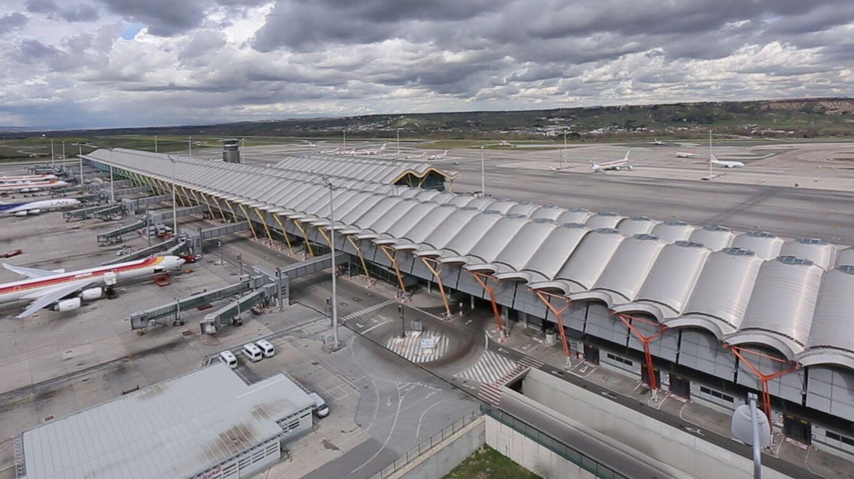 Terminal 4 del Aeropuerto de Barajas. (EFE)