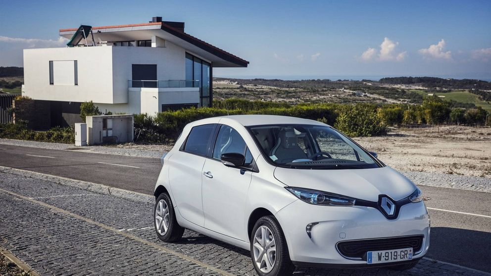 Al volante del nuevo Renault Zoe40, el eléctrico más útil