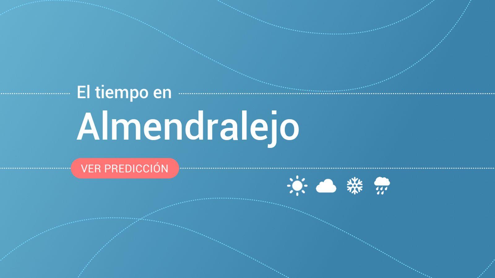 Foto: El tiempo en Almendralejo. (EC)