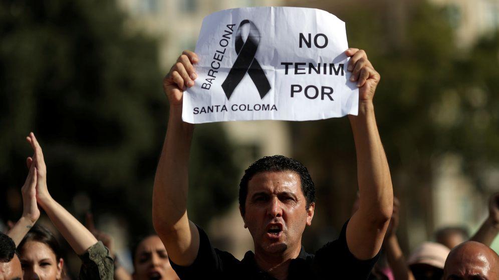 Foto: 'No tenim por', manifestación en Barcelona