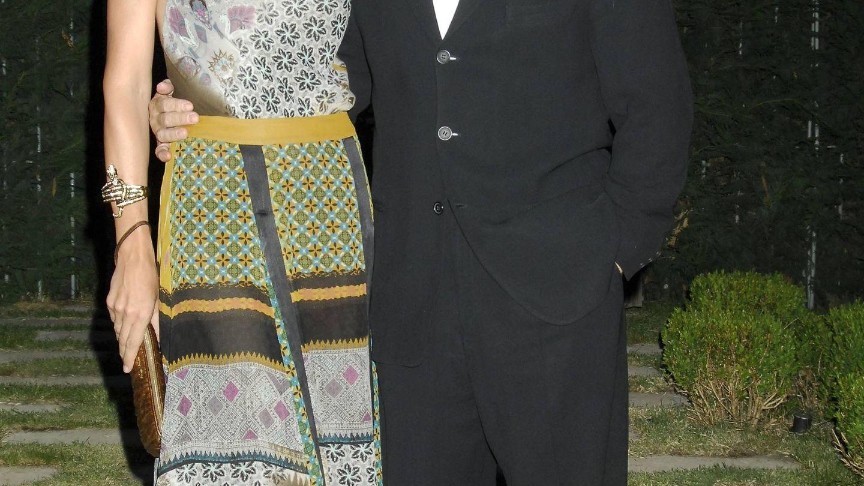 Lorena Aznar y Pepe Navarro. (Cordon Press)