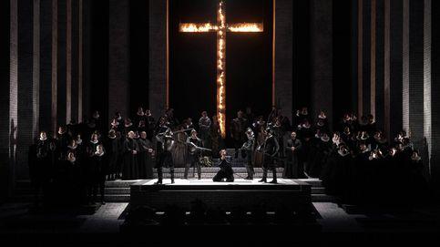 Una claustrofóbica versión de 'Don Carlo' de Verdi abre la temporada del Teatro Real